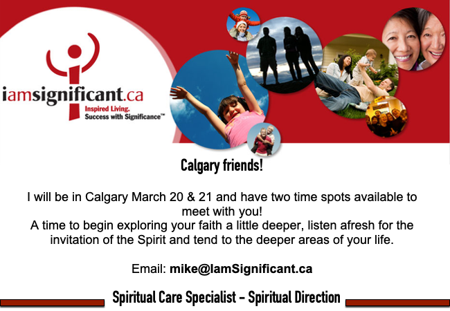 spiritual Care, spiritual direct in Calgary Alberta